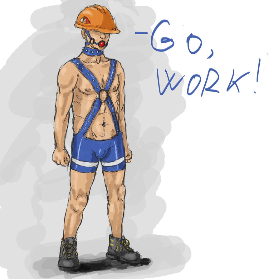 Worker by ezhhh