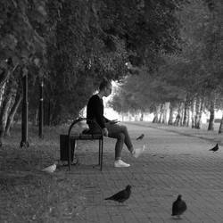 Take a rest by ezhhh