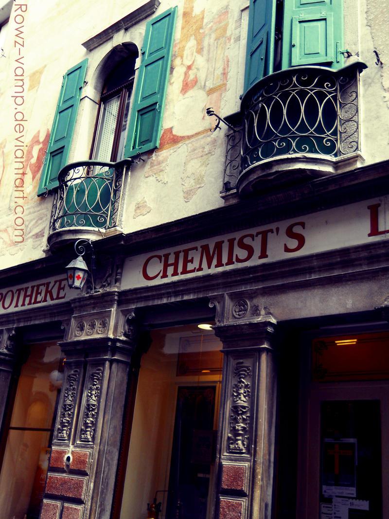 Chemist's by Rowz-vamp