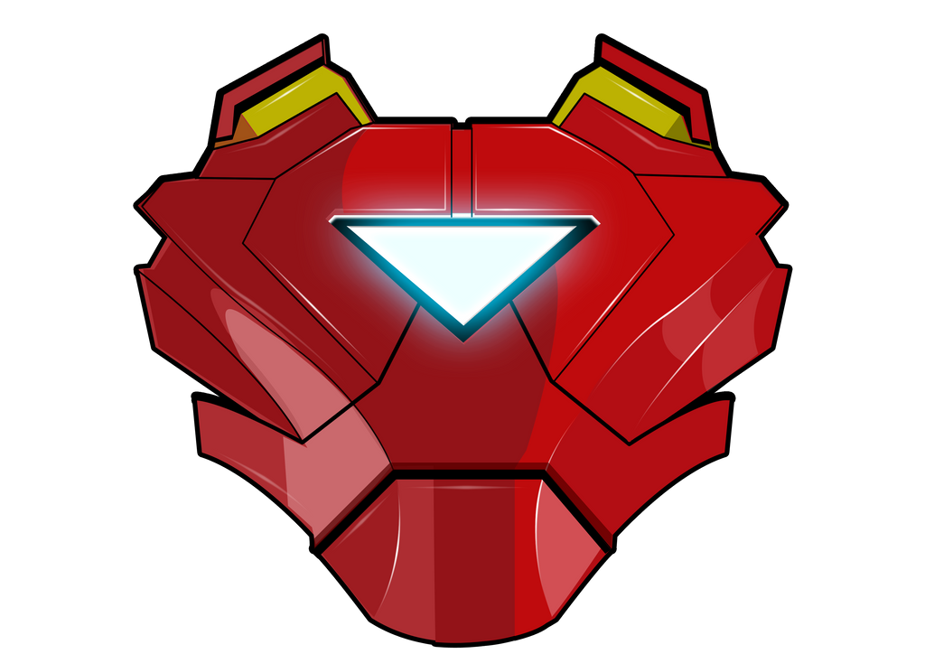 iron man chest mk6 by ravenmesanaarts on deviantart rh ravenmesanaarts deviantart com ironman logo clip art ironman logo clip art