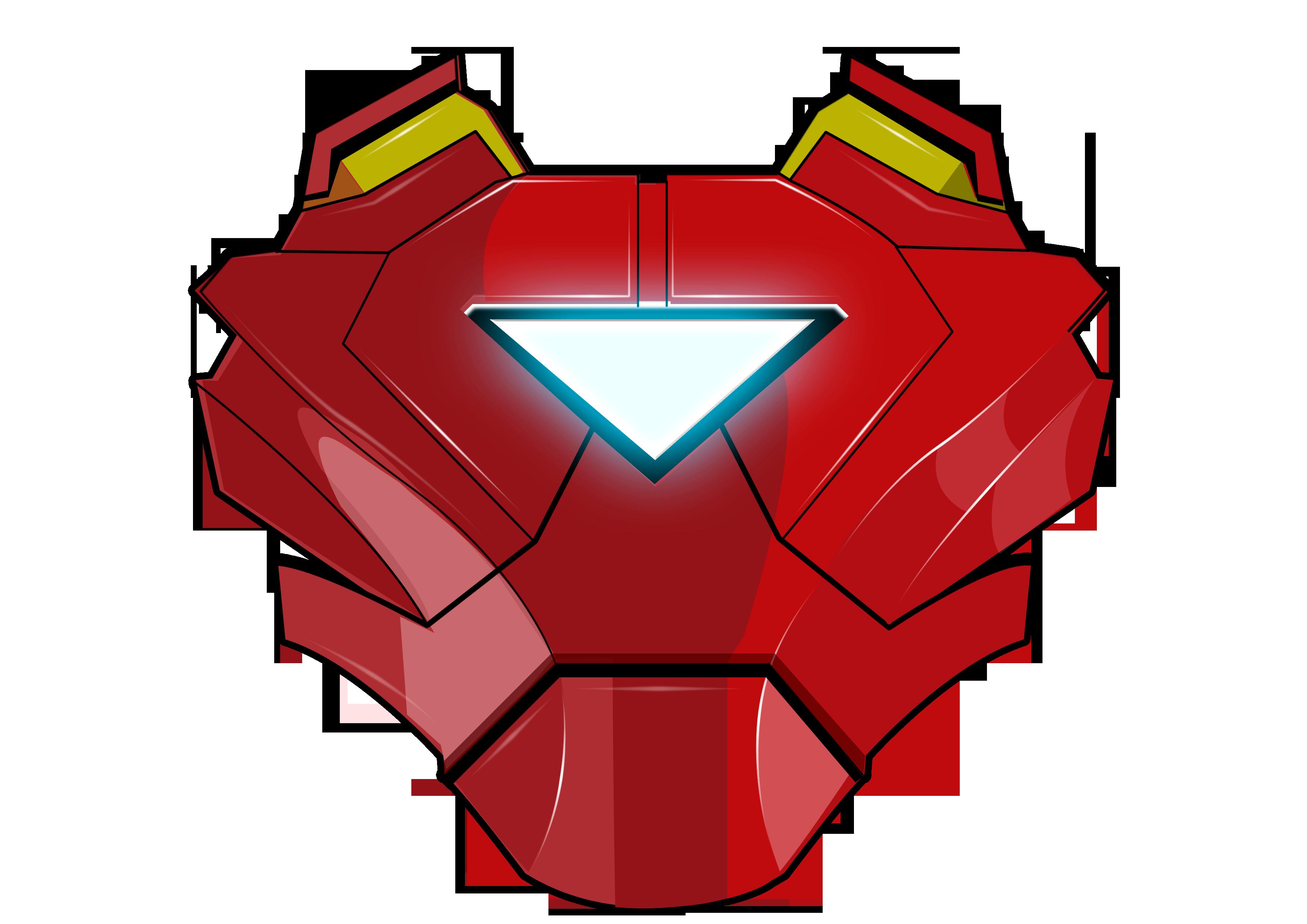 Iron Man Chest Mk6 by RavenmesanaArts on DeviantArt