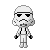 Pixel: Stormtrooper by blue-pixellated