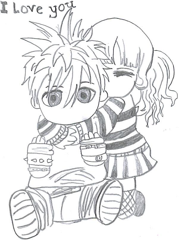emo anime by mellomegg on deviantart