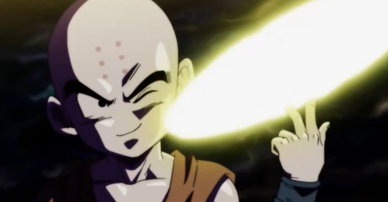 Dragon Ball Super: Tournament of Power 'Krillin' by TyroneLoteria on DeviantArt