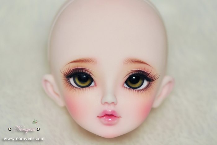 my bjd re face up by kwangelity image