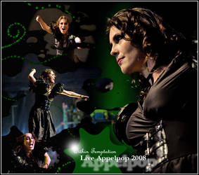 Within Temptation - Appelpop by Claudia24