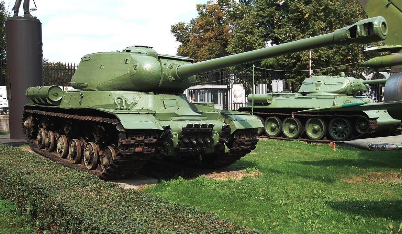 najpotężniejsze czołgi II wojny