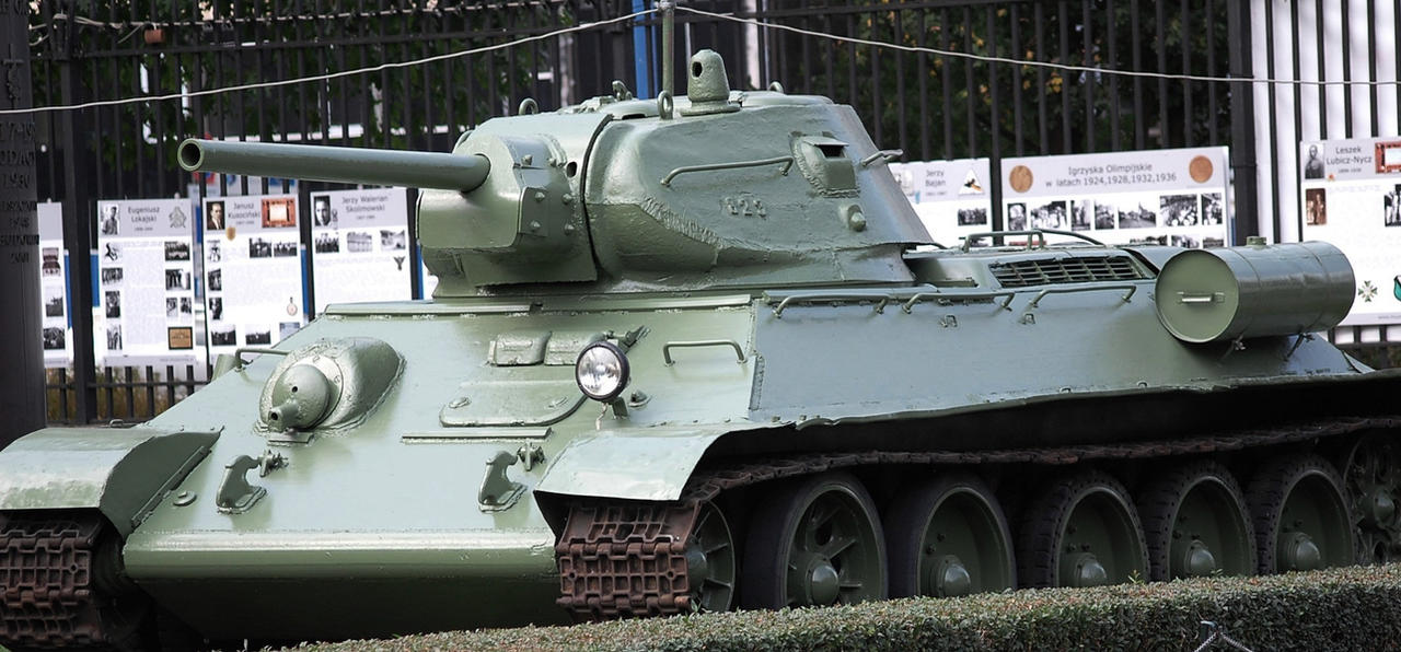 T 34 by c4mper
