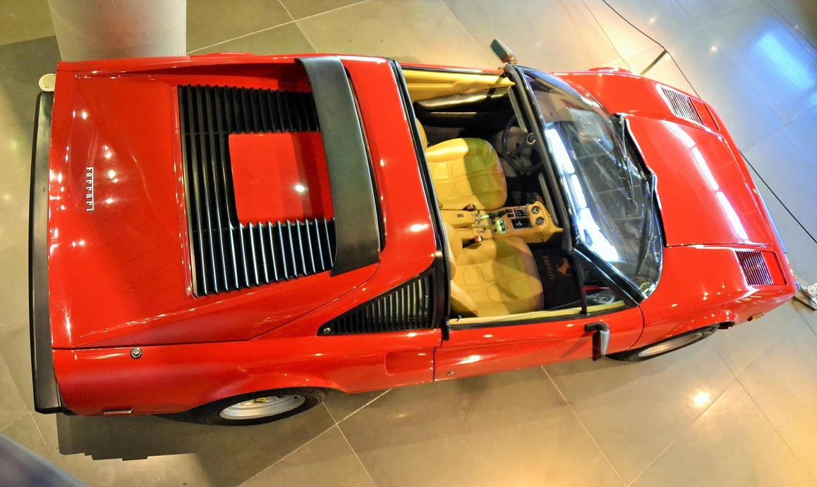 308 GTS by c4mper