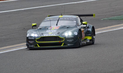 2019 SPA WEC Aston Martin by c4mper