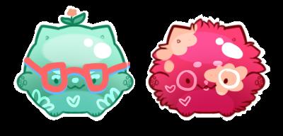 Adopt your Blob [1/2 open] by OneechanReiko