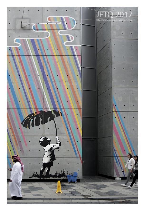 lluvia de colores by serealguien