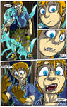 Woods Spirits (Fox Fursona Transformation Page 1)