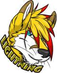 Dashing Foxy Badge
