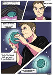 Master Of Illusion - Zoroark Transformation Page 1