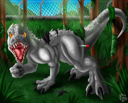 Jurassic Changes - Indominus Rex TF