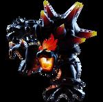 Fury Bowser Render