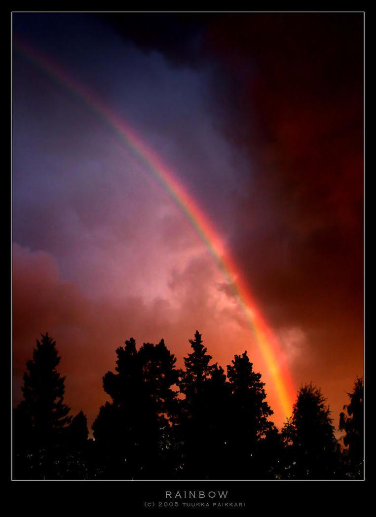 Rainbow by tuukka1
