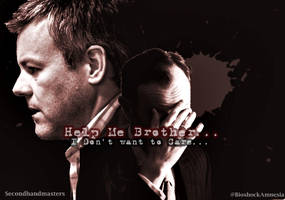 I don't want to care- Mystrade by ikriam