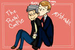 Mystrade: The Royal Couple
