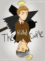 The Royal Couple: Mystrade by ikriam