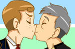 Mystrade: Kisses