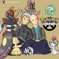 X-men: Pokemon by ikriam