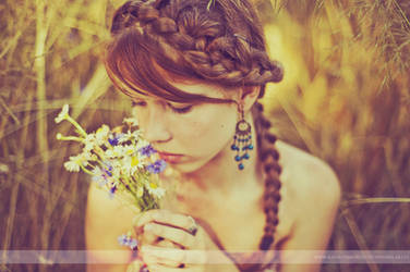 Don't worry be hippie II by cherrilady