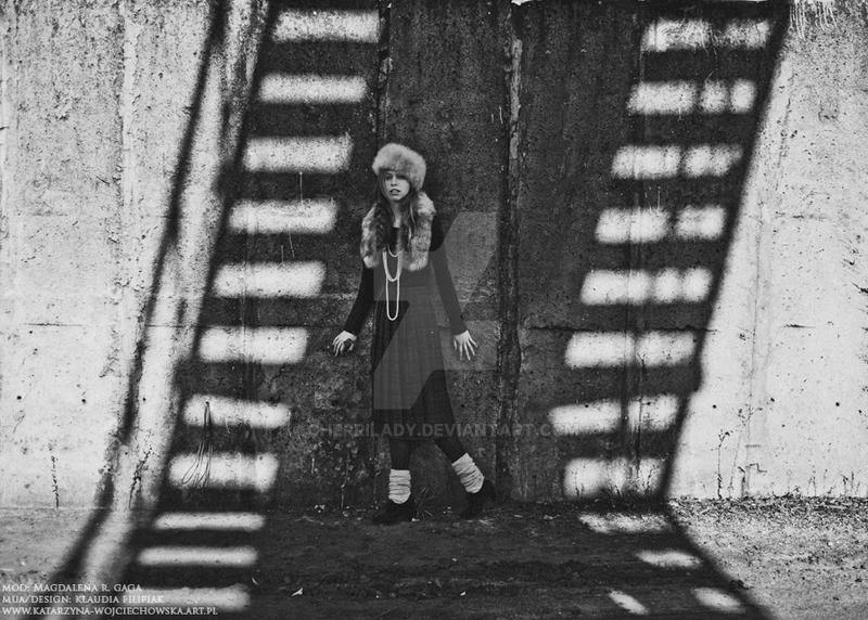 Russian girl VII by cherrilady