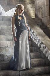 Daenerys Targaryen Belly 4 by WHATEVEN12