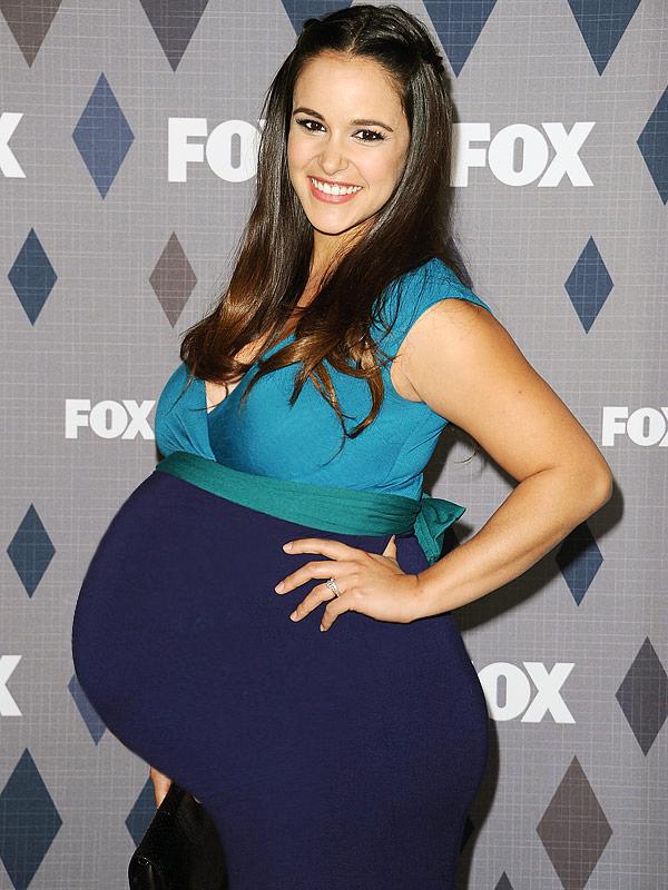 Melissa Fumero Belly By Whateven12 On Deviantart