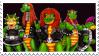 Hevisaurus Stamp by Benhur1994