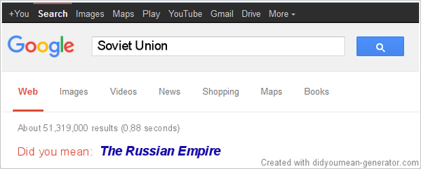 Russian Love Did You Mean 114