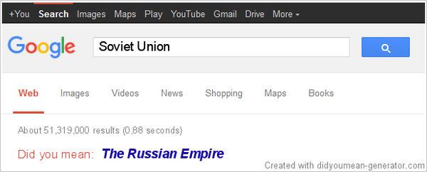 Did you mean the true Russia? by Alchetbeachfan on DeviantArt