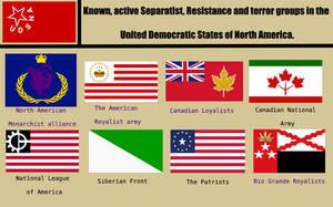 UDSNA Groups of intrest by Alchetbeachfan