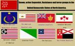 UDSNA Groups of intrest