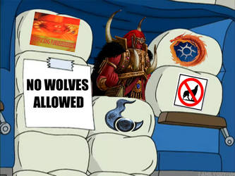 Magnus the red in a nutshell