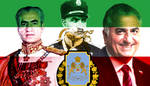 Tribute to the Pahlavi dynasty