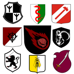 Zeonic Victory: Famous Zeon Regiments