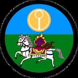 The seal of Tau Atilla (Medhammer40k)