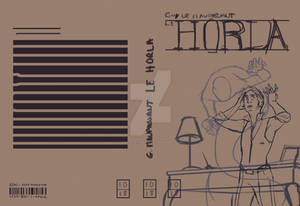 Le HORLA cover