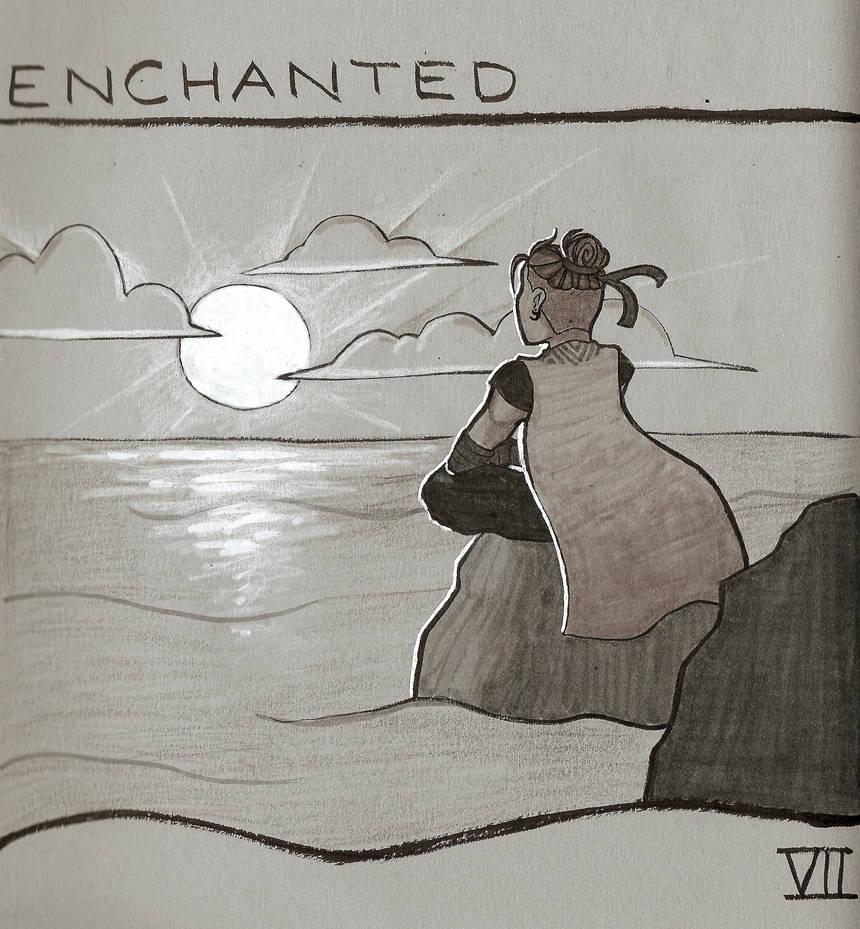 7. Enchanted