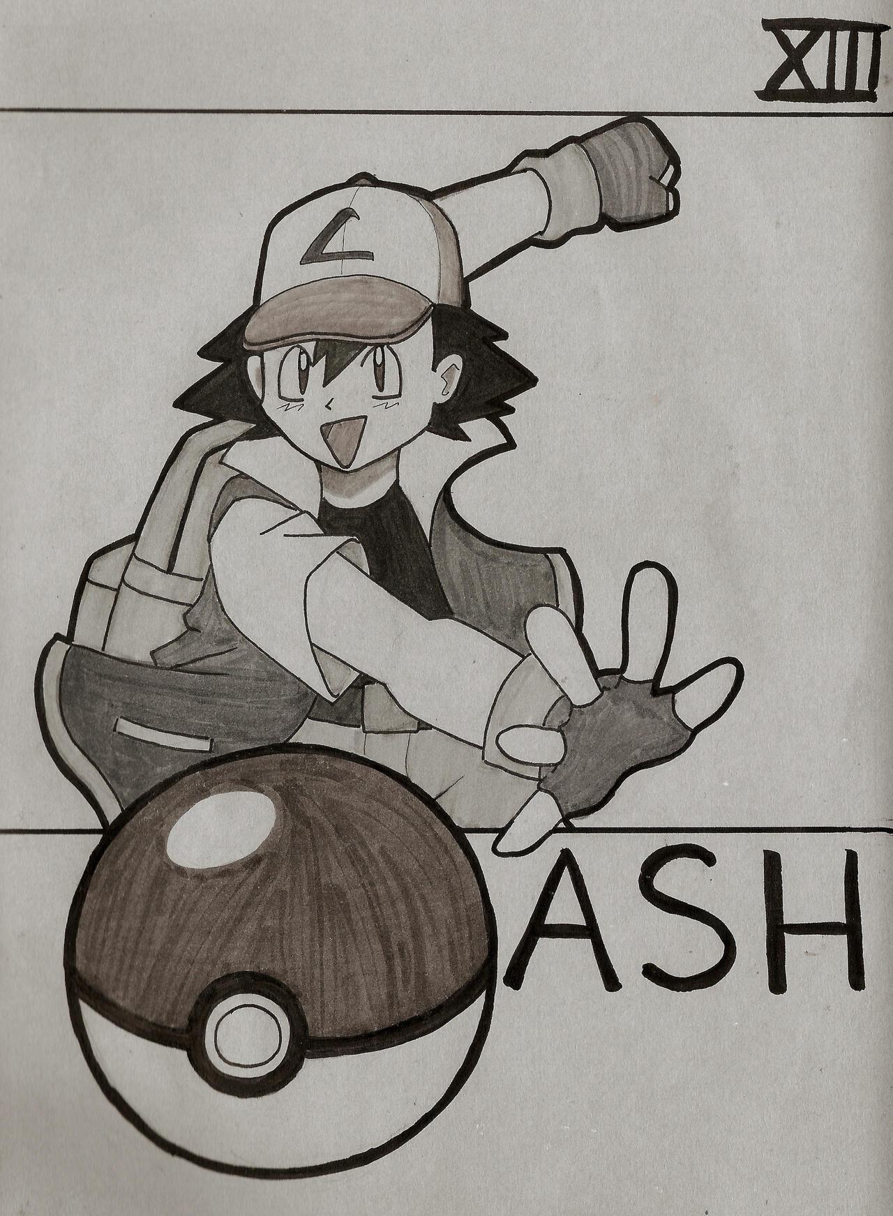 13. Ash