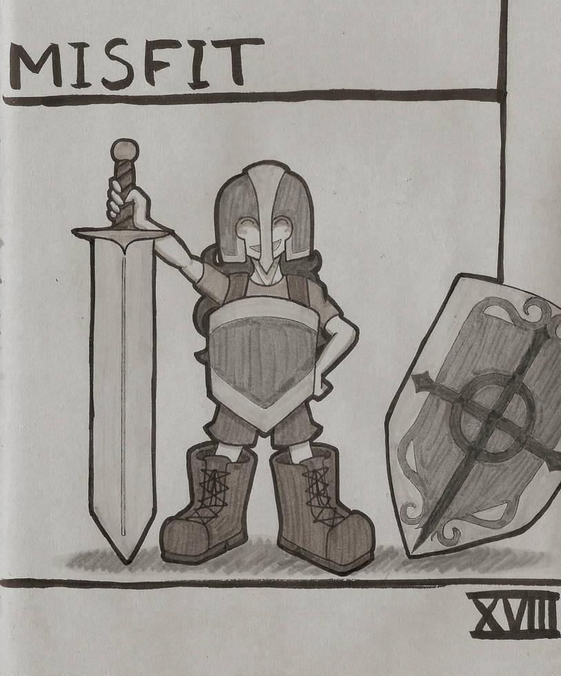 18. Misfit