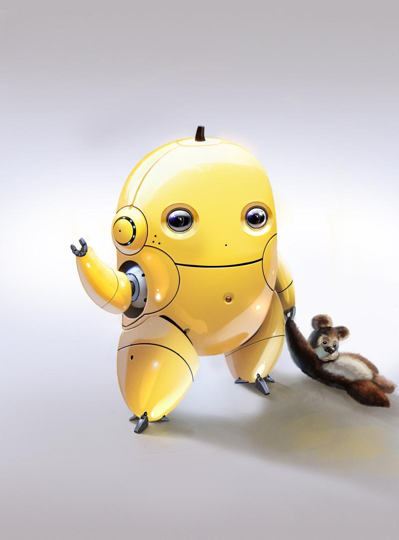 Banana Bot -