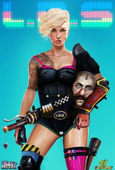 LMS Comic Con Poster -