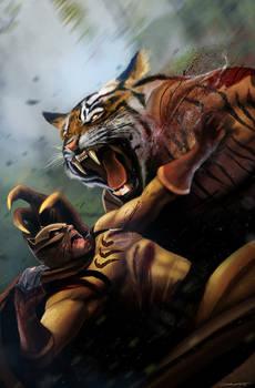 Secret Six 17 - Cat Fight