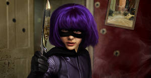 KICK ASS - Hit Girl 1