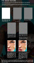 THE GRAIN TUTORIAL by DanLuVisiArt