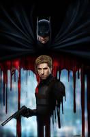 Batman and Nemesis - DC Comics